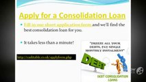 Debt consolidation loans for bad credit | Debt consolidation home loan