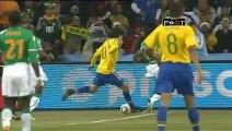 Les meilleurs moments de la Coupe du Monde de Football 2010
