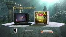 Nintendo 3DS - The Legend of Zelda - A Link Between Worlds - Official Commerical