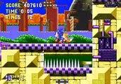 TAS Sonic & Knuckles Sonic the Hedgehog 3 megadrive in 32:19.