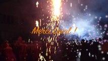 Leval (Be) Carnaval 2014 Feu du Lundi Vidéo et Montage SLY CE Prestation Party-Fices