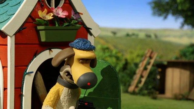 Baranek Shaun The Sheep - In the Doghouse