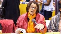 Rencontre avec Catherine LE PELLETIER au Salon du livre de Paris avec le ministère des Outre-mer