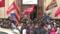 Prorrusos proclaman independencia de Donetsk