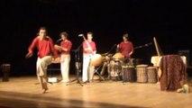Kelemani- concert scolaire musique danse africaine Caudebec-lès-Elbeuf 2013-b2