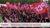Le 18h de L'Opinion : Mélenchon, l'héritier de  Marchais