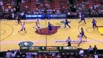 L'étonnant marcher de LeBron James