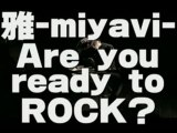 Miyavi - Are you ready to Rock PV