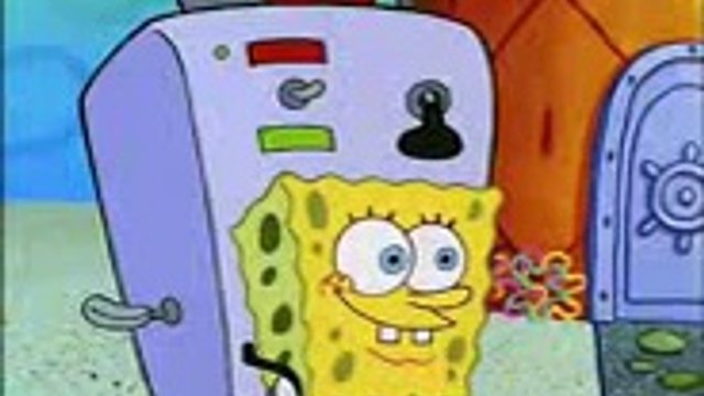 SpongeBob SquarePants - Season 1 - Episode 2 - Reef Blower (Speedy)