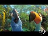 """""""Rio 2"""", colori e natura dell'Amazzonia raccontati da Saldanha. Intervista a regista del film d'animazione in sala il 17 aprile"""