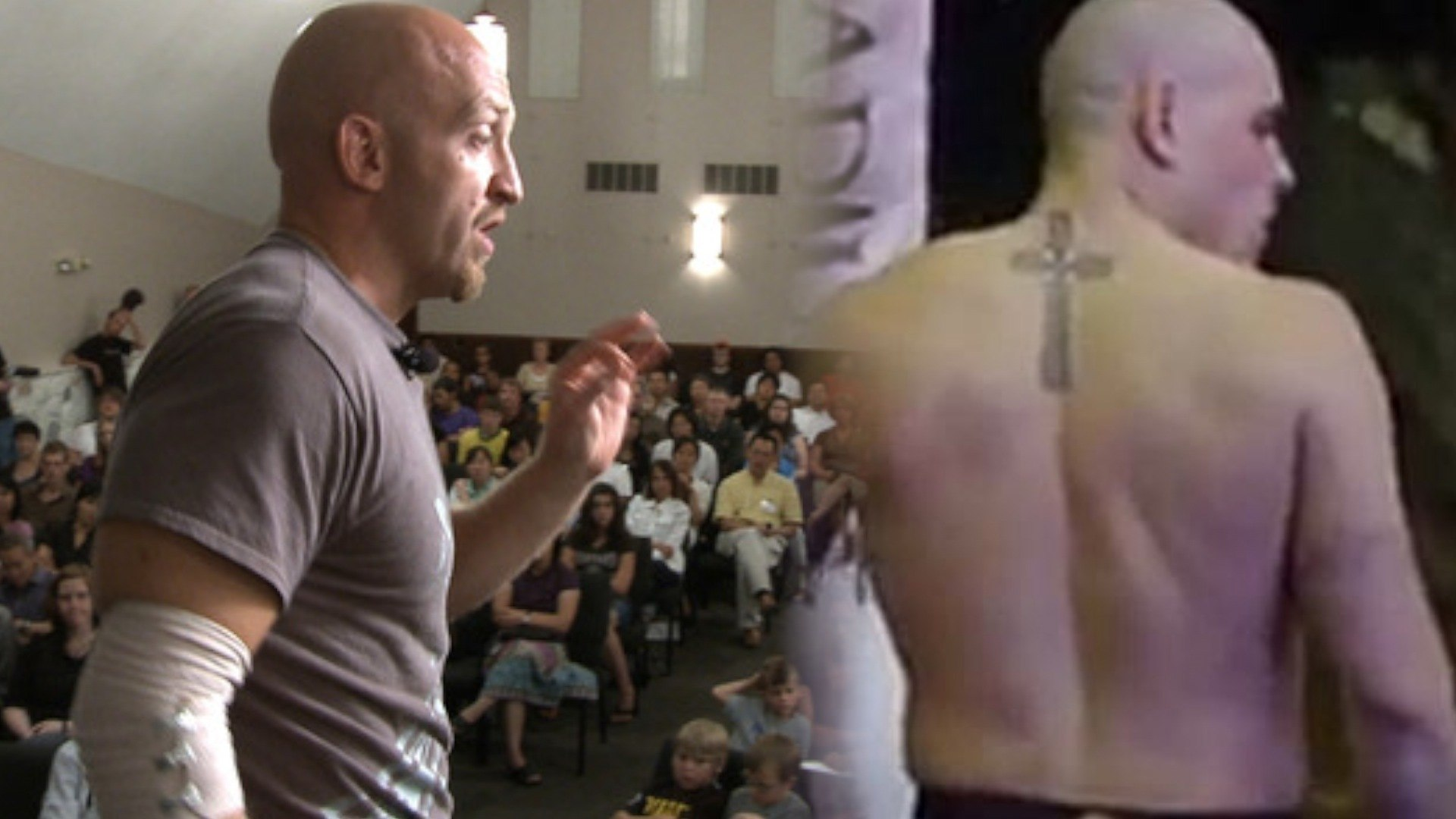 'Fight Ministries' Encourage Pastors to Cage Fight for Jesus