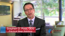 Treatment of Sleep Apnea, Dentist Dr. Stephen Poss, Franklin, Nashville, Brentwood, Tennessee