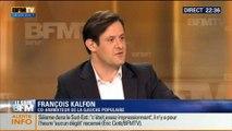 Le Soir BFM: Vote de confiance au gouvernement Valls: le Premier ministre face aux frondeurs du PS - 07/04 1/3