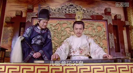 隋唐英雄4 第37集 Heros in Sui Tang Dynasties 4 Ep37