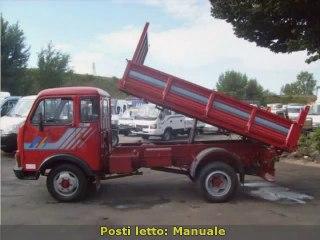 Vendo FIAT OM 40  RIBALTABILE TRILATERALE ROSSO usato