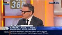 Duel Direct Gauche - Direct Droite: Manuel Valls obtient la confiance de l'Assemblée: Grand oral réussi ? - 08/04