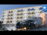 Car bombings: Somalia hotel attacked in series of bomb explosions