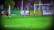 Quand Messi, Lavezzi et Higuain étaient enfants...