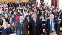 [ARCHIVE] Les élèves se mobilisent contre le harcèlement à l'école