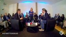 Is Twitter Dead ? Le débat, avec Nicolas Bordas ( TBWA, BEING) et Rodrigo Sepulveda Schulz