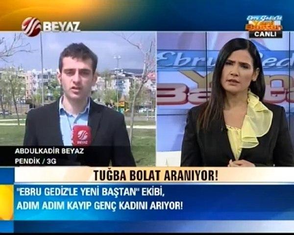 Ebru Gediz ile Yeni Baştan 08.04.2014 1.Kısım