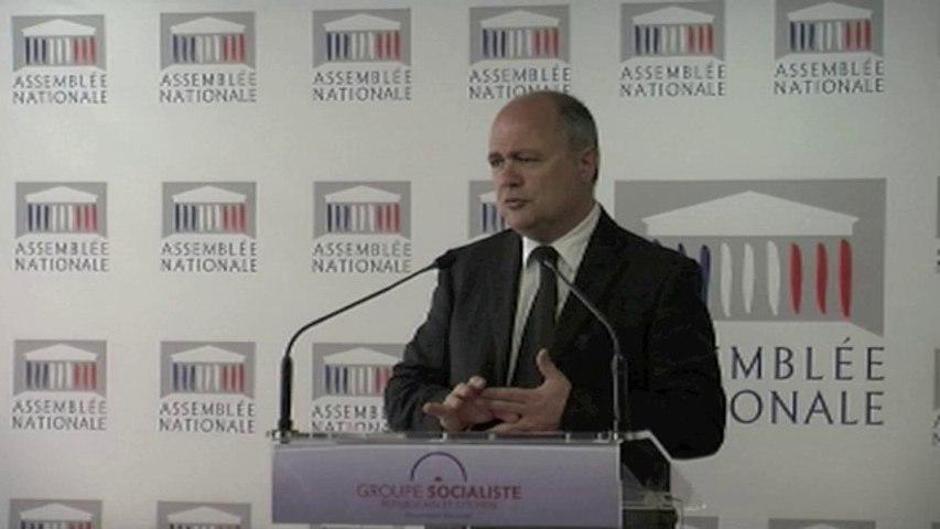 Le groupe socialiste apportera son soutien au gouvernement Valls