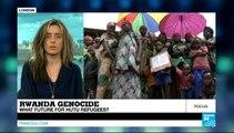 RWANDA / DR CONGO - Rwandan genocide: what future for Hutu refugees?
