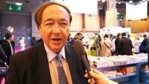 Rencontre avec Frédéric OHLEN au Salon du livre de Paris avec le ministère des Outre-mer