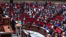 Ambiance tendue à l'Assemblée pour le discours de Valls