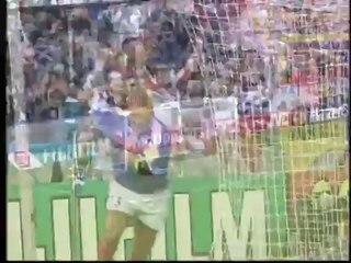 EURO 2000 France 3 Denmark 0 - Group D (11th June 2000)