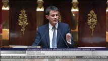 Le discours de politique générale de Manuel Valls en 5 minutes