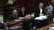 Pistorius schildert tödliche Schüsse auf Reeva Steenkamp