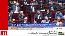 VIDÉO - Manuel Valls : ce qu'il faut retenir de son discours