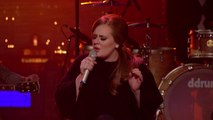 Adele - Hometown Glory (Live on Letterman) // February 21, 2011