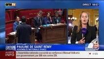 BFM Story - Édition spéciale sur le discours de Manuel Valls à l'Assemblée nationale - 08/04 7/7