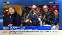 BFM Story - Édition spéciale sur le discours de Manuel Valls à l'Assemblée nationale - 08/04 5/7