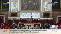 BFM Story - Édition spéciale sur le discours de Manuel Valls à l'Assemblée nationale - 08/04 6/7