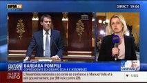 19H Ruth Elkrief - Édition spéciale: Barbara Pompili réagit au discours de Manuel Valls à l'Assemblée nationale - 08/04