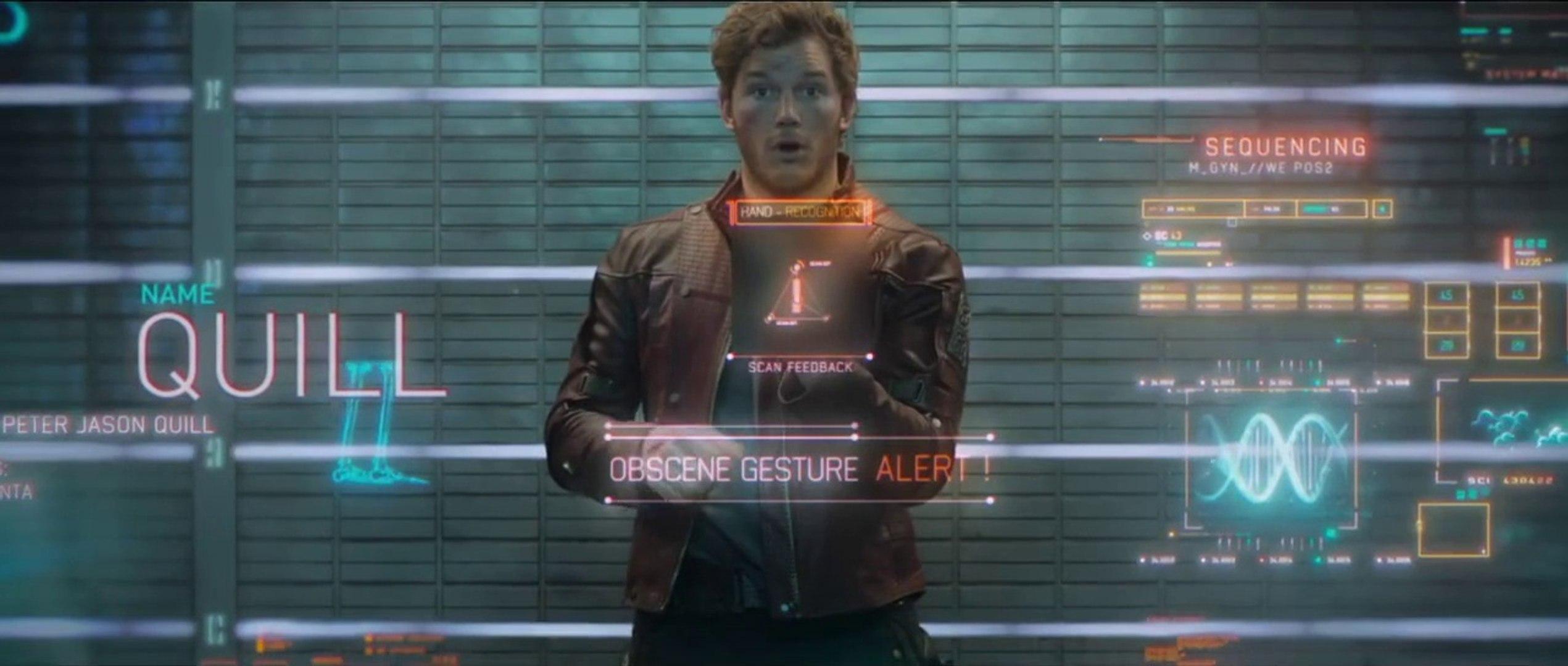 Les Gardiens de la Galaxie (2014) - Peter Quill a.k.a. Star-Lord [VOST-HD]