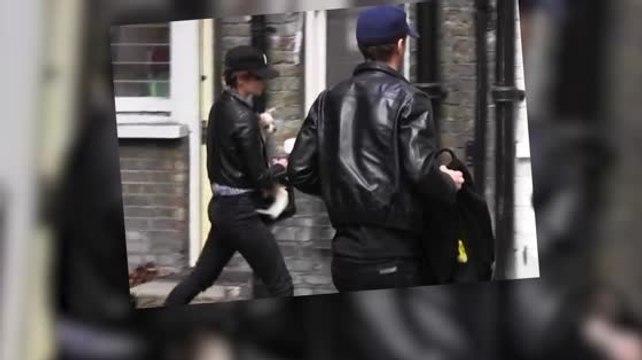 Pixie Geldof Seen After The Death Of Her Sister Peaches Geldof