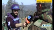 Exclusive: Syrian Army regained control of a strategic mountains of Latakia
