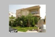 A Luxury furnished villa for rent in West of Golf   New Cairo city