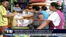"""Programa de FAO contra hambre en AL se llamará """"Hugo Chávez Frías"""""""