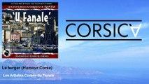 Les Artistes Corses du Fanale - Le berger - Humour Corse