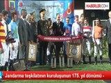 Jandarma teşkilatının kuruluşunun 175. yıl dönümü -