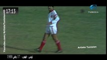 Qualification JO Seoul HD Tunisie 1-0 Maroc 17-01-1988 But d'anthologie de Tarak Dhiab HD
