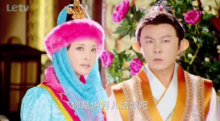 隋唐英雄4 第39集 Heros in Sui Tang Dynasties 4 Ep39