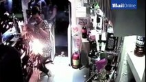 The Moment e-cigarette Exploded, Engulfing 18-Year-old Barma