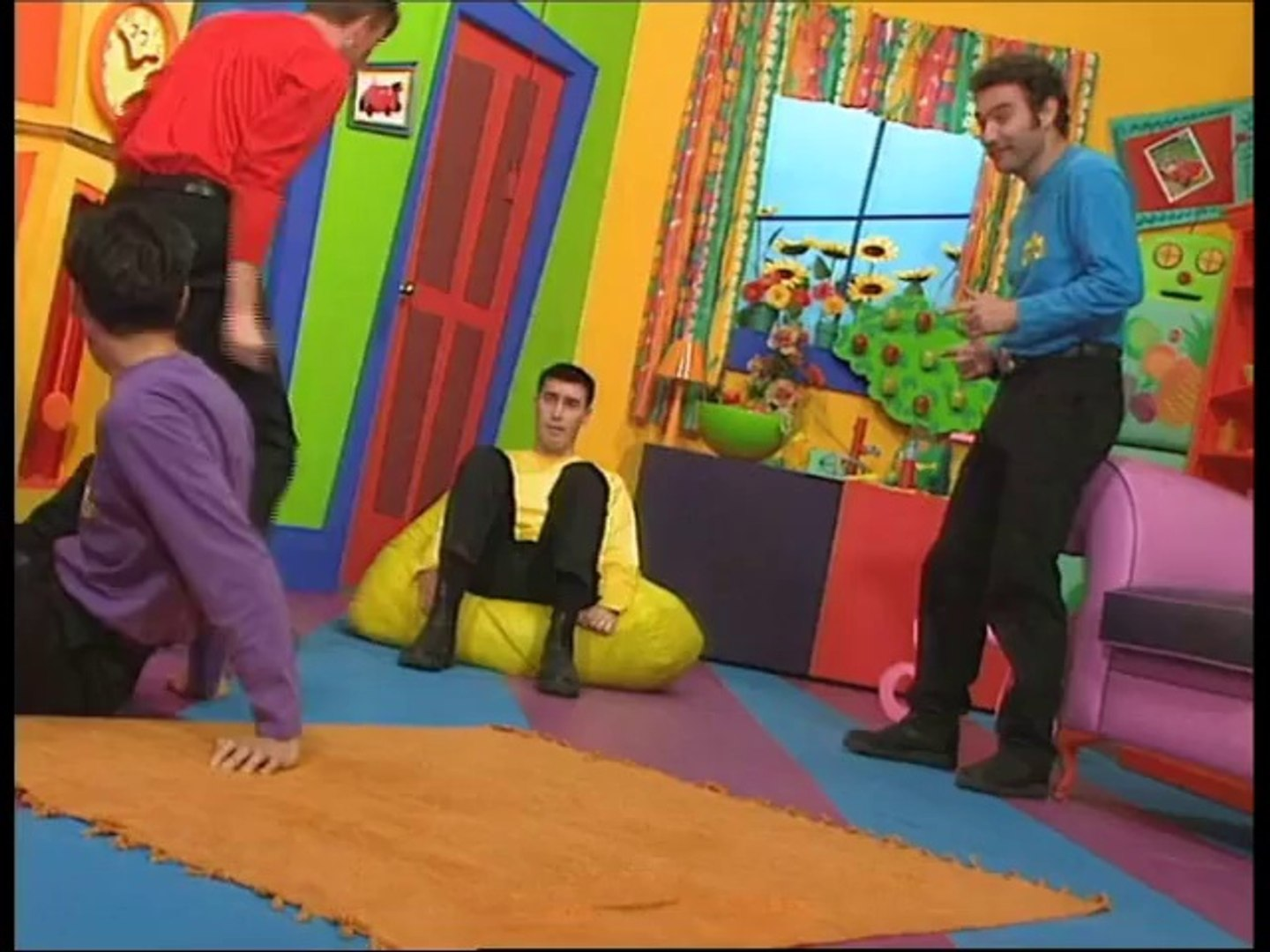 The Wiggles (TV Series 1): Funny Greg