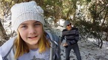 Dad Adorably Video Bombs Daughter Singing Let It Go